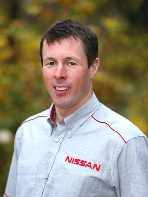 McRae w Nissanie!