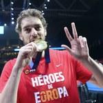 ME koszykarzy: Hiszpania - Litwa 80:63 w finale