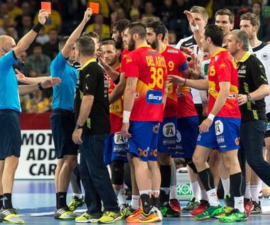 ME piłkarzy ręcznych. Rosja - Węgry 27-26, Słowenia - Hiszpania 24-24
