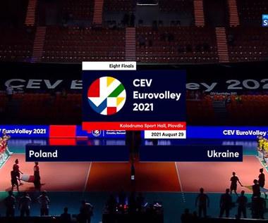 ME siatkarek 2021: Polska – Ukraina 3:1. Skrót meczu (POLSAT SPORT) Wideo