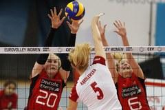 ME siatkarek: Polki wygrały z Niemkami