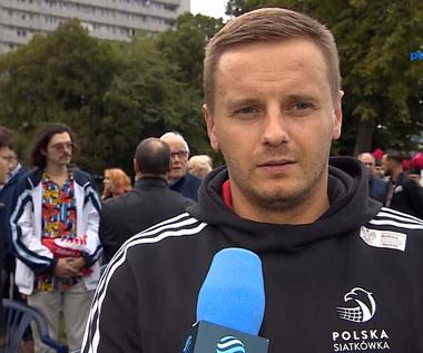 ME siatkarzy 2021. Damian Wojtaszek: Byłem zaskoczony, że Vital Heynen się na to zgodził (POLSAT SPORT). Wideo