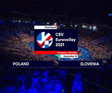 ME siatkarzy 2021. Polska – Słowenia 1-3. Skrót meczu (POLSAT SPORT). Wideo
