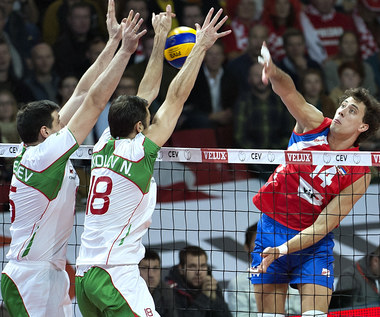 ME siatkarzy: brąz dla Serbii po zwycięstwie nad Bułgarią