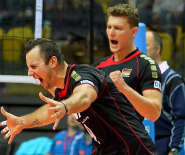ME siatkarzy - Niemcy - Czechy 3:0
