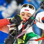ME w biathlonie. Polska sztafeta mieszana na czwartym miejscu