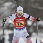 ME w biathlonie. Wygrana Bendiki, 15. miejsce Gwizdoń w sprincie