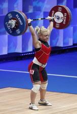 ME w ciężarach. Bojanka Kostova zwyciężyła w kat. 59 kg