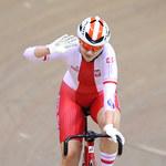 ME w kolarstwie torowym: Karolina Karasiewicz z brązowym medalem w wyścigu punktowym