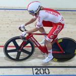ME w kolarstwie torowym: Nikol Płosaj z brązowym medalem w wyścigu eliminacyjnym