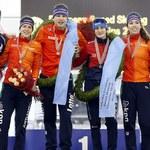 ME w łyżwiarskim wieloboju: Szymański siódmy, triumfowali Kramer i Sablikova