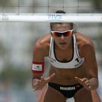 ME w siatkówce plażowej: Kingę Kołosińską wykluczył z turnieju uraz kolana