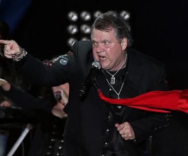 Meat Loaf przewrócił się na scenie