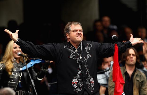 Meat Loaf sprzedał ponad 60 milionów płyt na całym świecie - fot. Mark Dadswell /Getty Images/Flash Press Media