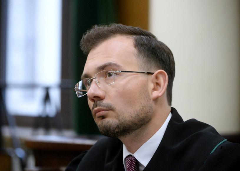 Mec. Maciej Zaborowski, pełnomocnik ks. Tymoteusza Szydło /Jan Bielecki /East News