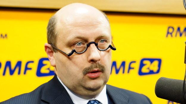 Mecenas Stefan Hambura /RMF