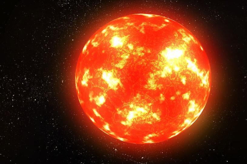 Mechanizm powstawania dziur koronalnych na Słońcu nie został jeszcze do końca poznany /123RF/PICSEL