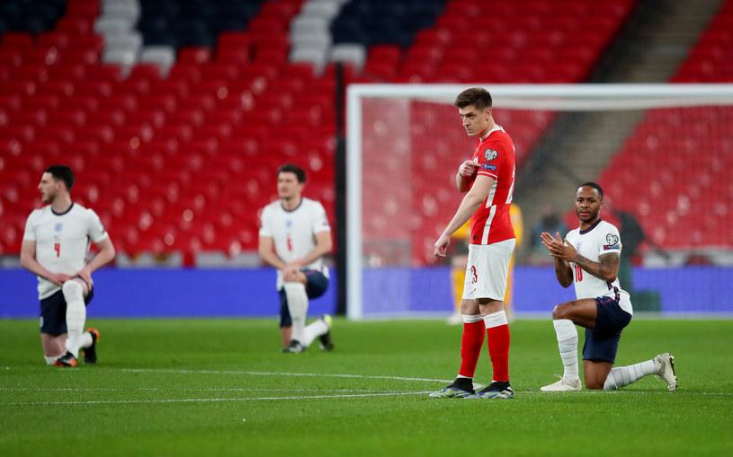 Mecz Anglia-Polska na Wembley /Catherine Ivill/PA Images /Agencja FORUM