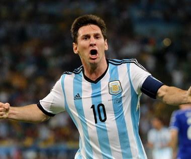 Mecz Argentyna - Bośnia i Hercegowina 2-1 na mundialu