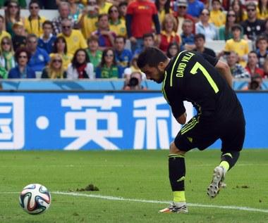 Mecz Australia - Hiszpania 0-3 na MŚ