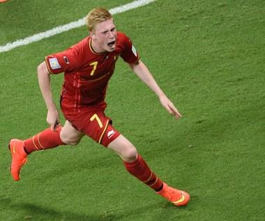 Mecz Belgia - USA 2-1 po dogrywce na MŚ 2014