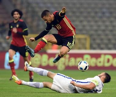 Mecz Belgia - Włochy 0-2 na Euro 2016
