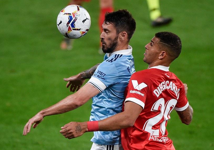 Mecz Celty Vigo z FC Sevilla /MIGUEL RIOPA /AFP