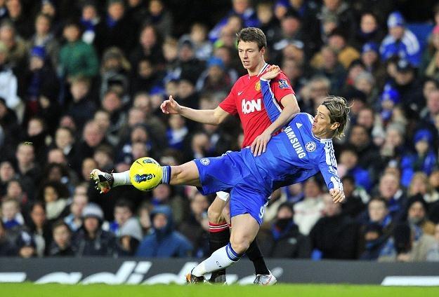 Mecz Chelsea z Manchesterem United zakończył się podziałem punktów /AFP