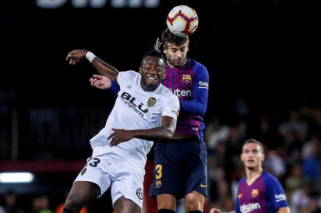 Mecz FC Barcelona - FC Valencia /BIEL ALINO  /PAP/EPA