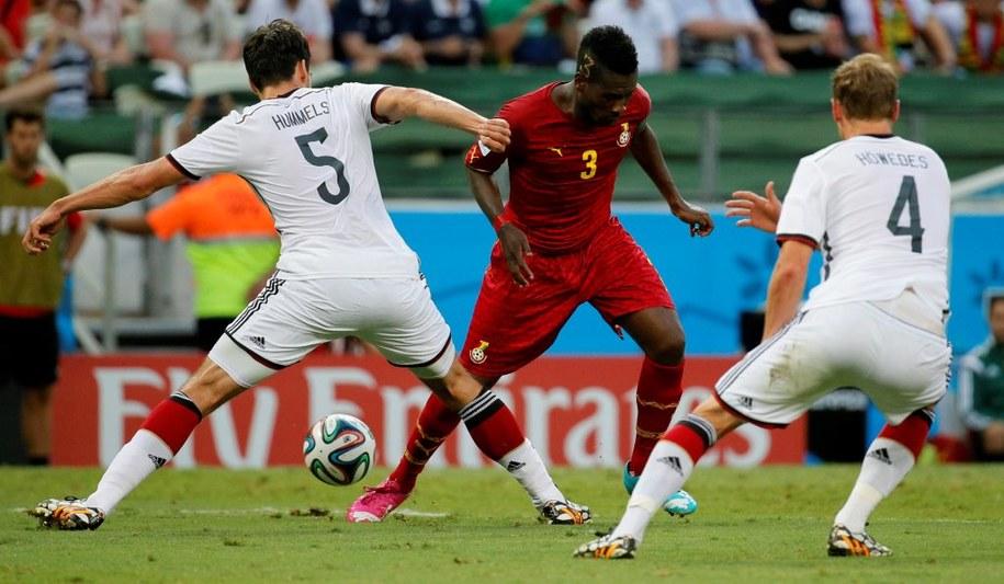 Mecz Ghana-Niemcy /SERGEY DOLZHENKO /PAP/EPA