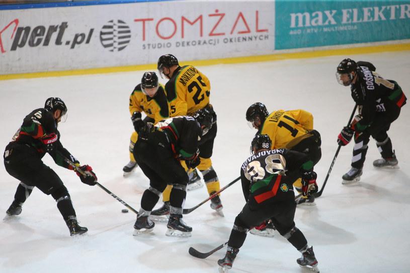 Mecz GKS-u Katowice z GKS-em Tychy /MARZENA BUGALA- AZARKO /DZIENNIK ZACHODNI/ POLSKA PRESS /East News