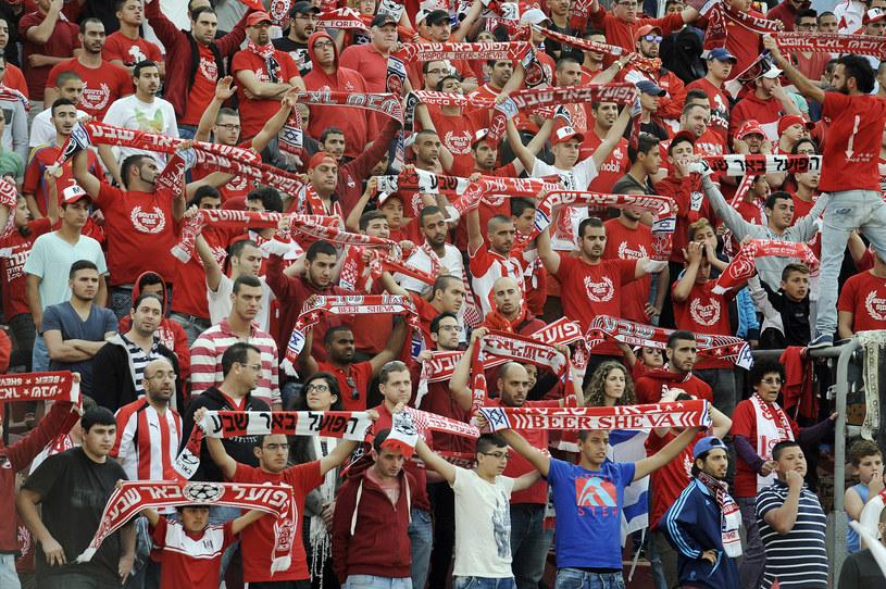 Mecz Hapoel Beer Sheva FC v Hapoel Kiryat Shmona FC, izraelska Premier League, rok 2014 /David Buimovitch/EuroFootball /Getty Images