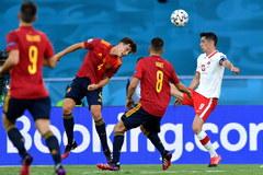 Mecz Hiszpania - Polska w obiektywie