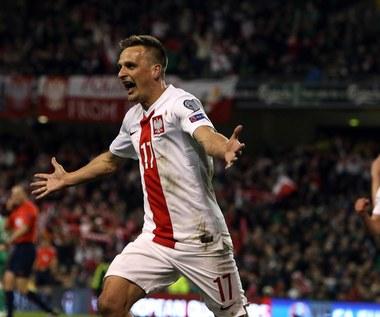 Mecz Irlandia - Polska 1-1 w eliminacjach Euro 2016