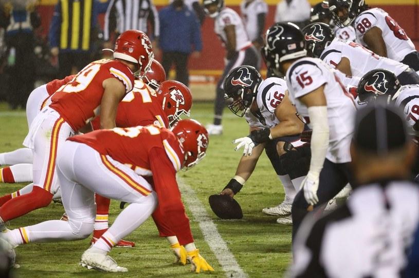 Mecz Kansas City Chiefs - Houston Texans /AFP