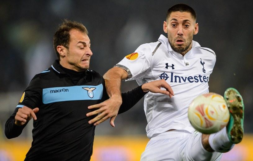 Mecz Lazio - Tottenham zakończył się bezbramkowym remisem /AFP