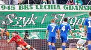 Mecz Lechia Gdańsk - Ruch Chorzów 2-0 w 30. kolejce Ekstraklasy