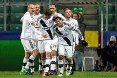 Mecz Legia-Real w obiektywie!