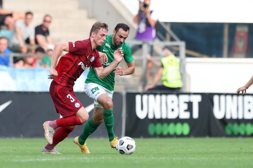 Mecz Legia Warszawa - Flora Tallin /FOT. PIOTR KUCZA/FOTOPYK / NEWSPIX.PL /Newspix