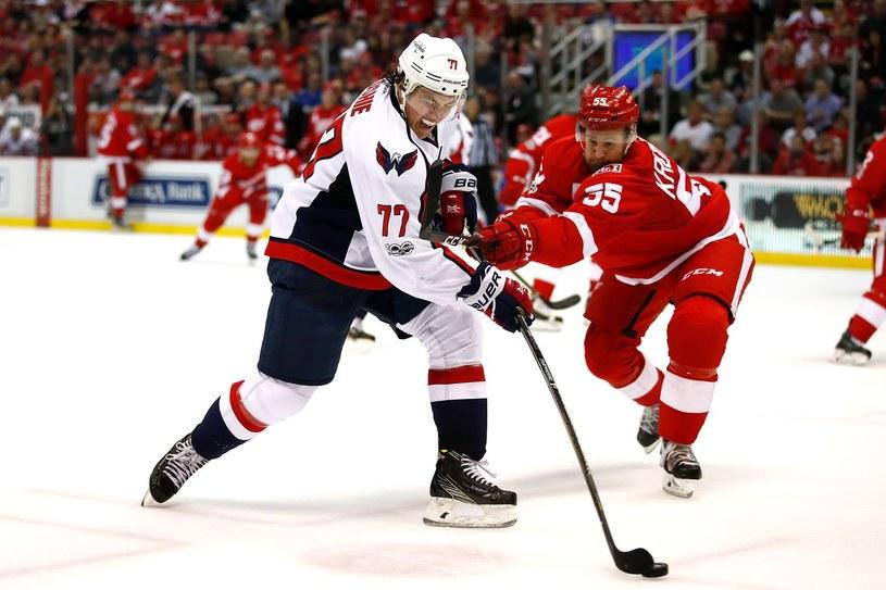 Mecz ligi NHL /AFP