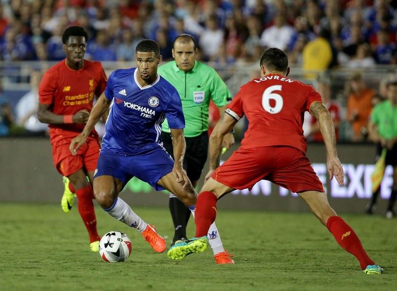 Mecz Liverpoolu z Chelsea Londyn z lipca 2016 roku /AFP