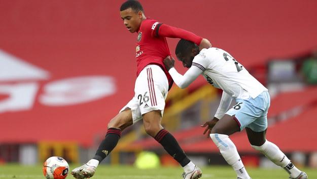 Mecz Manchester United-West Ham United /PAP/EPA/Cath Ivill/NMC/Pool /PAP/EPA