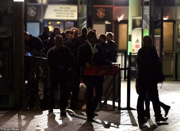 Mecz miał być symbolicznym gestem solidarności z Francją /AFP /East News