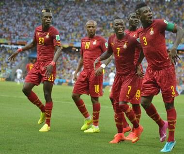 Mecz Niemcy - Ghana 2-2 na MŚ 2014