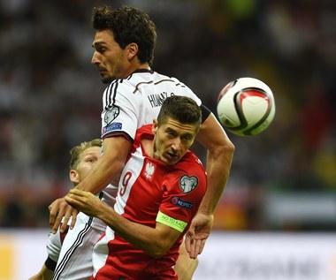 Mecz Niemcy - Polska. 1-3 Orłów we Frankfurcie