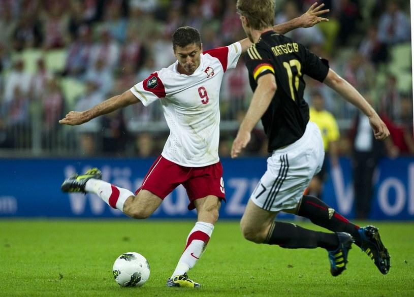 Mecz Niemcy - Polska został przeniesiony do Hamburga /AFP