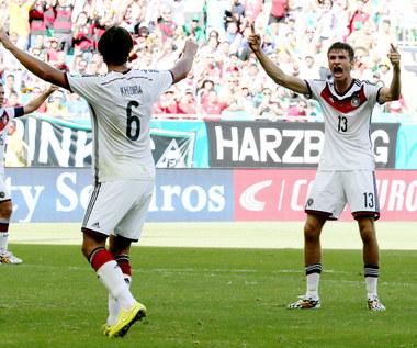 Mecz Niemcy - Portugalia 4-0 na mistrzostwach świata