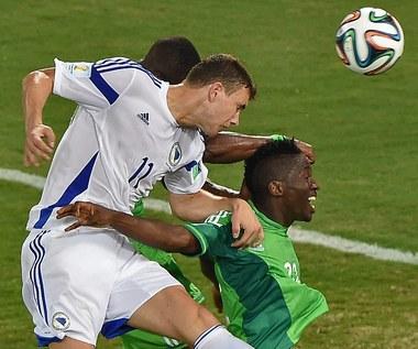 Mecz Nigeria - Bośnia i Hercegowina 1-0 na MŚ 2014