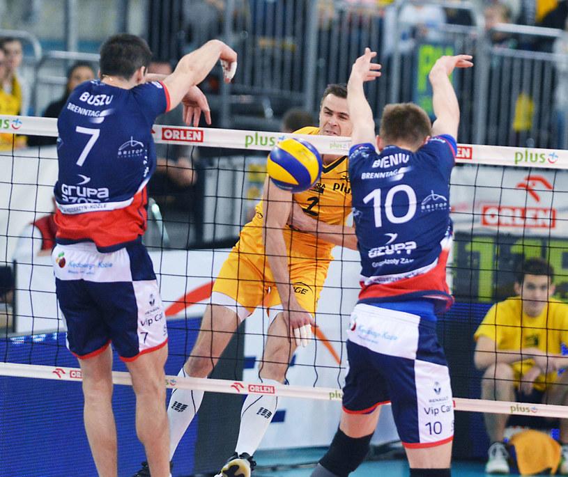 Mecz o Superpuchar Polski otwiera sezon ligowy siatkarzy /Fot. Sylwia Dąbrowa/POLSKA PRESS /East News