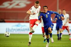 Mecz Polska - Andora w obiektywie